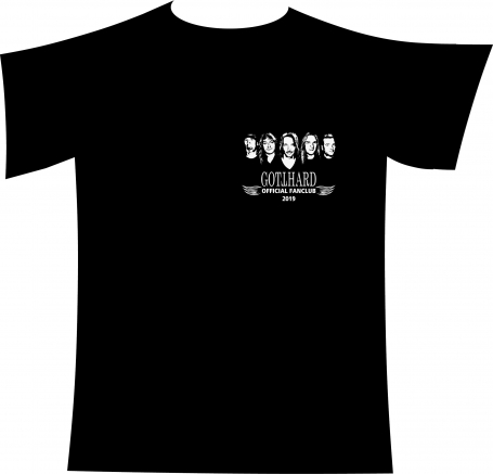 2019 Fanclub Shirt normal / men / front