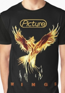 PICTURE T-SHIRT WINGS